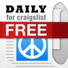 Daily, an app for Craigslist (Free Version)