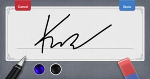 Screenshot SignPDF Pro on iPhone
