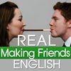 Real English Making Friends with Native speaker