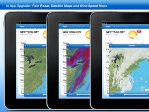 Screenshot Fahrenheit on iPad