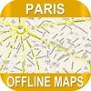 Paris Offline Maps Navigate