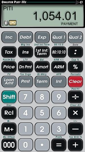 Screenshot Qualifier Plus IIIx on iPhone