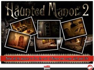 Screenshot Haunted Manor 2 on iPad