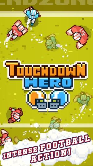 Screenshot Touchdown Hero on iPhone