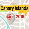 Canary Islands Offline Map Navigator and Guide