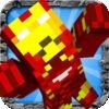 Super Hero Skins for Minecraft