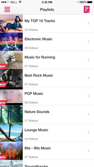 Screenshot BombTube for YouTube on iPhone