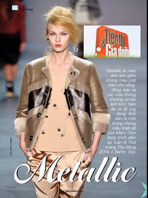 Screenshot Tiếp thị & Gia đình Magazine on iPad