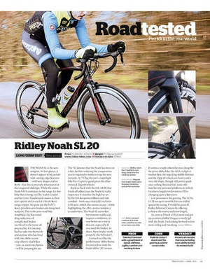 Screenshot Pro cycling: the bike magazine for professional road racing on iPad