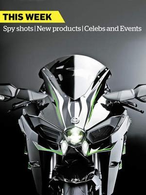 Screenshot MCN Motorcycle News on iPad