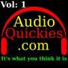 AudioQuickiesVol1