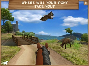 Screenshot Pony Trails on iPad