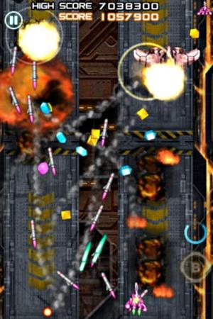 Screenshot Lightning Fighter on iPhone
