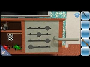Screenshot Can You Escape on iPad