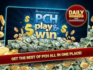 Screenshot PCH Play & Win on iPad