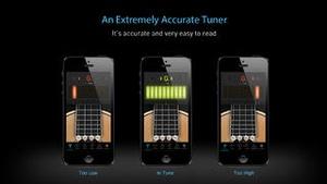 Screenshot Ukulele Toolkit on iPhone