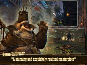 Screenshot Oddworld: Stranger's Wrath on iPad