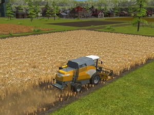 Screenshot Farming Simulator 16 on iPad