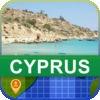 Offline Cyprus Map