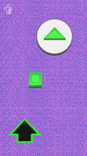 Screenshot Busy Shapes on iPhone