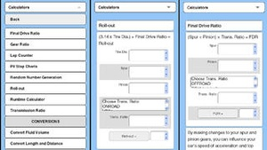 Screenshot RC Cheat Sheets on iPhone