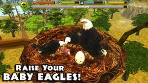 Screenshot Eagle Simulator on iPhone