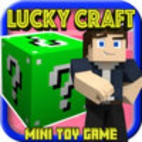 LUCKY CRAFT SURVIVAL BLOCK HUNTER MINI GAME ( Build Battle Edition ) with Multiplayer