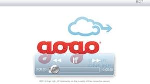 Screenshot Gogo Video Player on iPhone