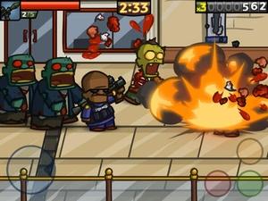 Screenshot Zombieville USA 2 on iPad