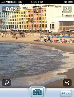 Screenshot Camera Zoom Extreme+ on iPad