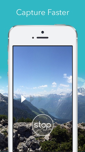 Screenshot Cycloramic for iPhone 5/5S on iPhone