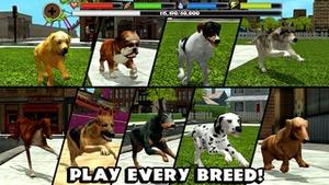 Screenshot Stray Dog Simulator on iPhone