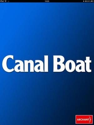 Screenshot Canal Boat on iPad