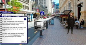 Screenshot Beek on iPhone