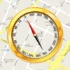 Compass On Map for iPad