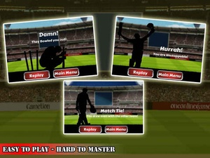 Screenshot Ultimate Power Cricket on iPad