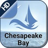 Chesapeake Bay GPS Nautical Charts for boating sailing cruising and fishing