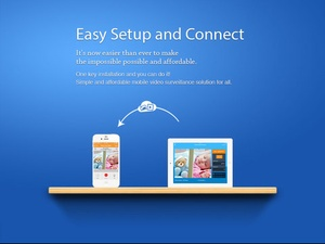 Screenshot AtHome Video Streamer on iPad