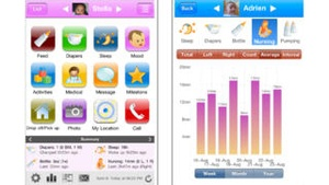 Screenshot Baby Connect (Activity Logger) on iPhone