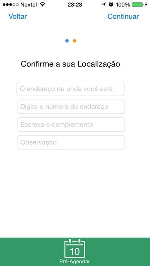 Screenshot DiskCap Mobile on iPhone