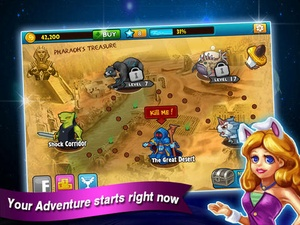 Screenshot FK Slots Deluxe on iPad