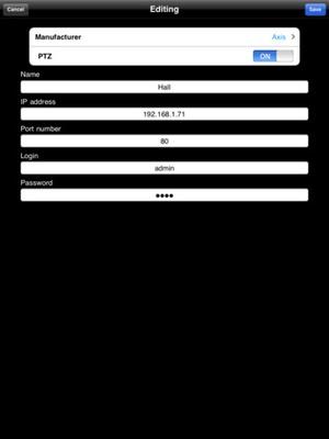 Screenshot eboo mobile on iPad