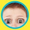 Crazy Bug Eye Booth!