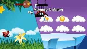 Screenshot Bugs and Bunnies on iPhone