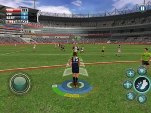 Screenshot AFL: Quick Match on iPad