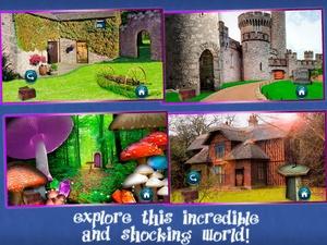 Screenshot Alice Trapped in Wonderland on iPad