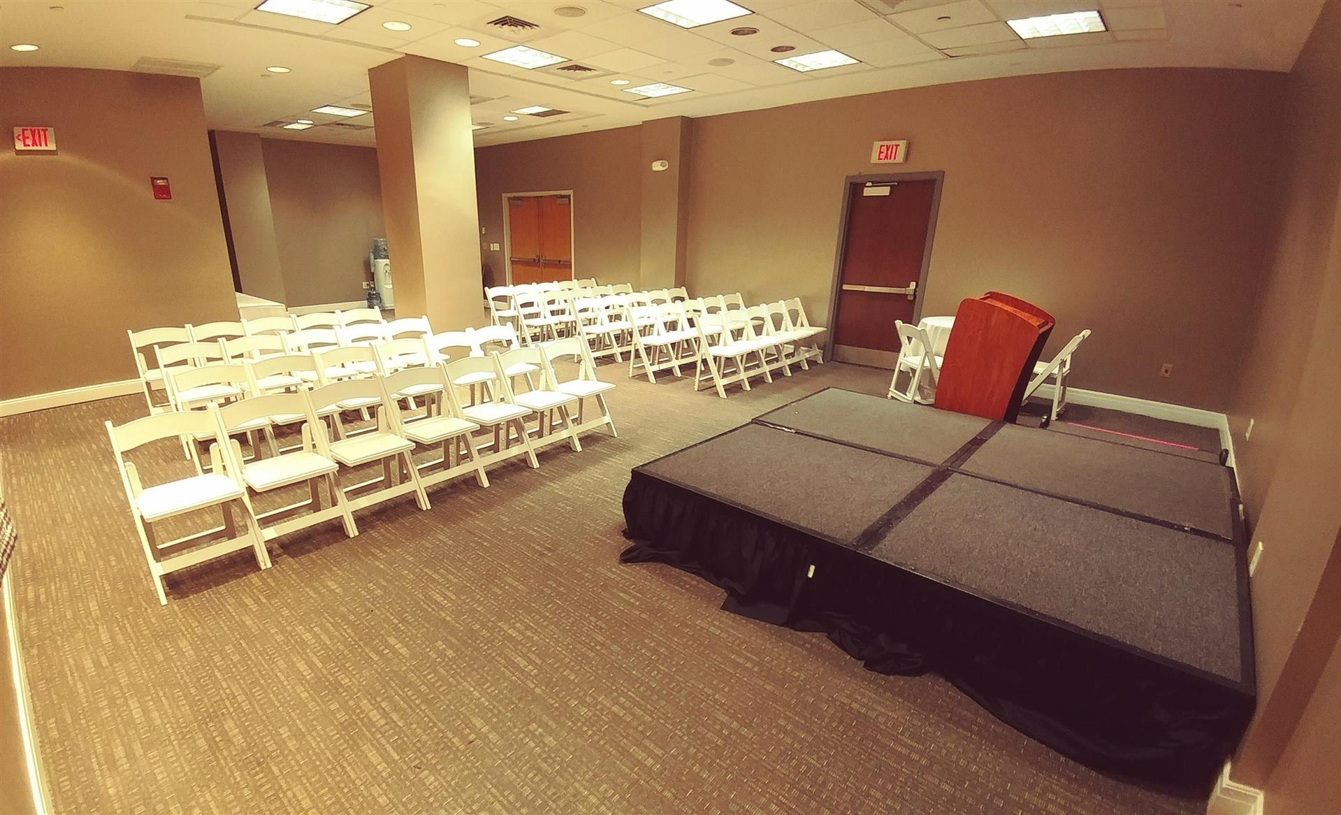 Meetings And Events At Hilton Stamford Hotel Executive Meeting Center Stamford Ct Us