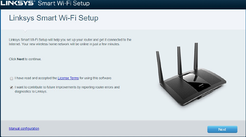 Linksys Ea Series Setup