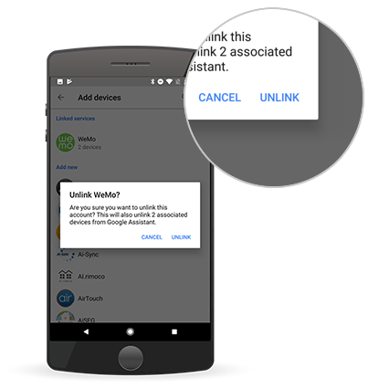 Belkin Official Support - Google Assistant upgrade instructions