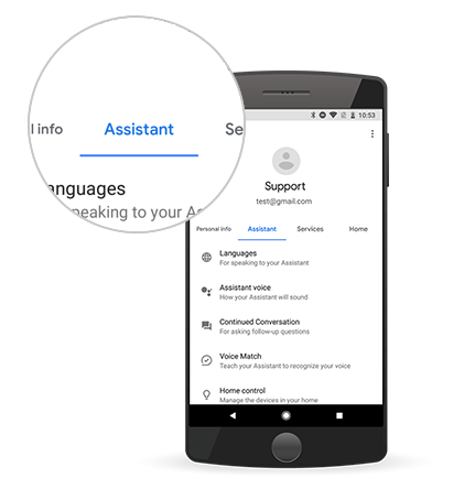 Belkin Official Support - Google Assistant upgrade instructions